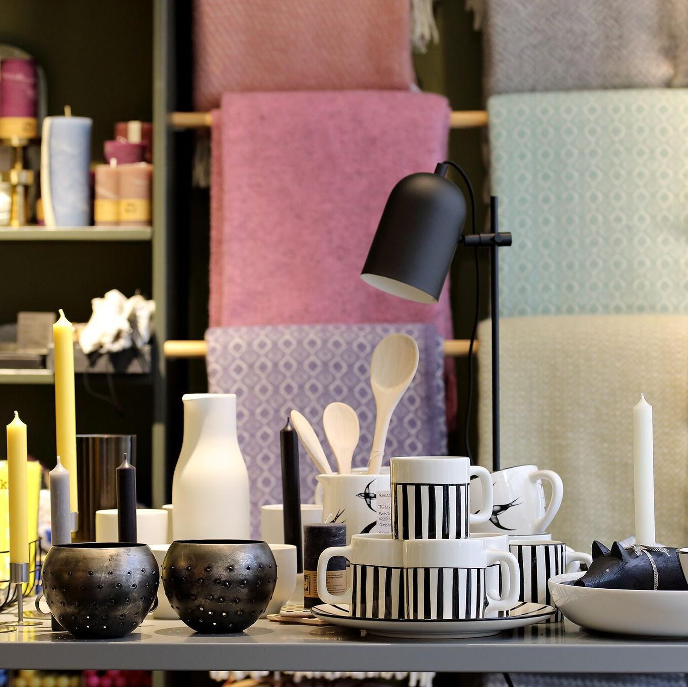 Geschenkideen für besondere Anlässe, z.B. ausgewählte Geschenkideen für Menschen mit Sinn für ein schönes Zuhause.